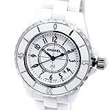 [シャネル]CHANEL 腕時計 J12 33ミリクォーツ H0968 レディース 中古