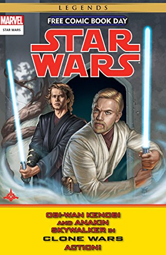Free Comic Book Day: Star Wars...