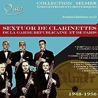 De La Grade Republicaine Et Paris: Sextuor De Clarinettes