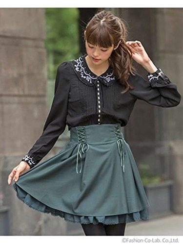 Secret Honey (シークレットハニー)サイドレースアップスカート