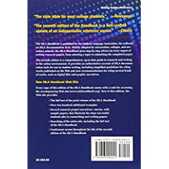 mla handbook for writers of research papers 2012 This paper has been updated to follow the style guidelines in the latest mla handbook for writers of research papers, 7th edition reply delilah june 3, 2013 at 5:18 pm.
