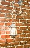 洋風 照明器具 行燈 オシャレな外灯風な レトロ調 アベニューランプ 1灯 ホワイト