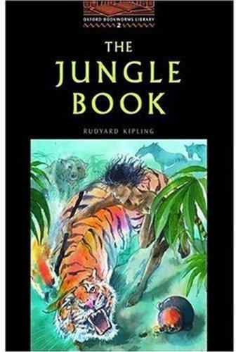 The Jungle Book (Oxford Bookworms Library)の詳細を見る