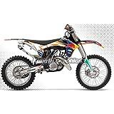 KUNGFU GRAPHICS(カンフー グラフィックス) motocross モトクロス バイク用ステッカー・デカール キット2011 2012 KTM 125 150 250 350 450 SX SX-F SXF XC XC-F XCF 専用