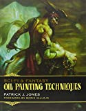 Sci-Fi and Fantasy Oil Painting Techniques