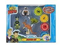 Wild Kratts Creature Power 4 Pack - Jumpers Set [並行輸入品]