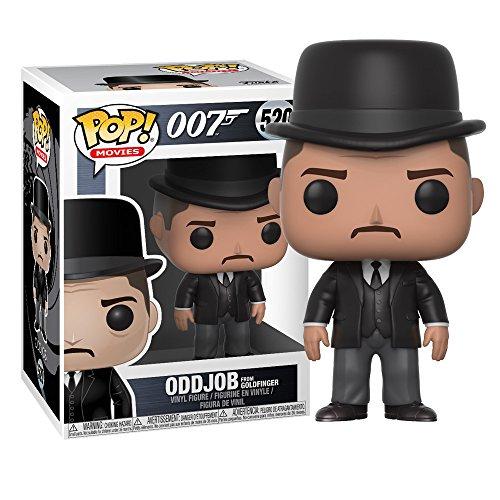 【POP! 】『007』「ゴールドフィンガー」オッドジョブ