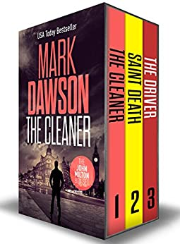 The John Milton Series: Books 1-3 (The John Milton Series Boxset) by [Dawson, Mark]