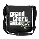 AIJFW Grand Theft Auto V Casual Multifunctional Crossbody Bags Work Bag For Men's & Women's Everyday [並行輸入品]