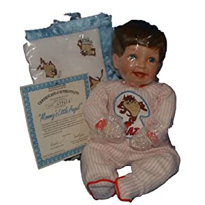 Ashton Drake Porcelain Doll - Mommy's Little Angel ドール 人形 フィギュア(並行輸入)