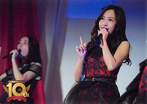 【板野友美】 公式生写真 AKB48劇場10周年 記念祭&記念公演 DVD封入 16