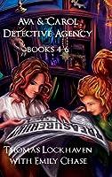 Ava & Carol Detective Agency: Books 4-6 (Book Bundle 2)