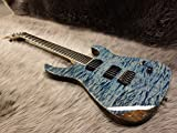 Caparison Dellinger II FX-QMM CL-ML50 Quilted Maple/Mahogany TransBlue (¥ 328,000)