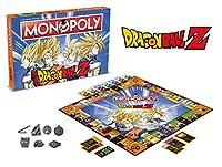 Monopoly - Dragon Ball Z Edition/board Game