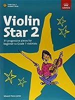 Violin Star 2 Book & CD Students Book (Violin Star (ABRSM))