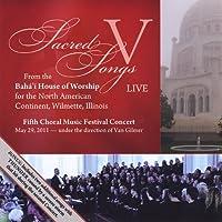 Sacred Songs V Live