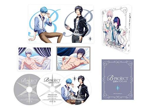 B-PROJECT~鼓動*アンビシャス~ 1(スペシャルライブイベント チケット優先販売申込券付)(完全生産限定版) [Blu-ray]