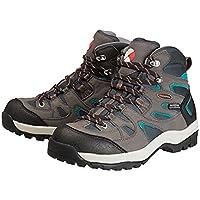 キャラバン トレッキングシューズ 登山靴 C6 02 グリーン CAR0010602550