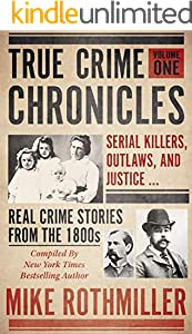 True Crime Chronicles 1巻 表紙画像