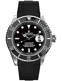 reputable site a6df1 db04b Amazon.co.jp: サブマリーナ: 腕時計