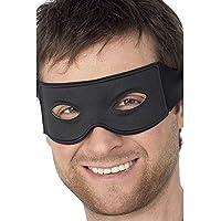 アイマスク 黒 盗賊 スカーフタイ 大人男性用 Bandit Eyemask