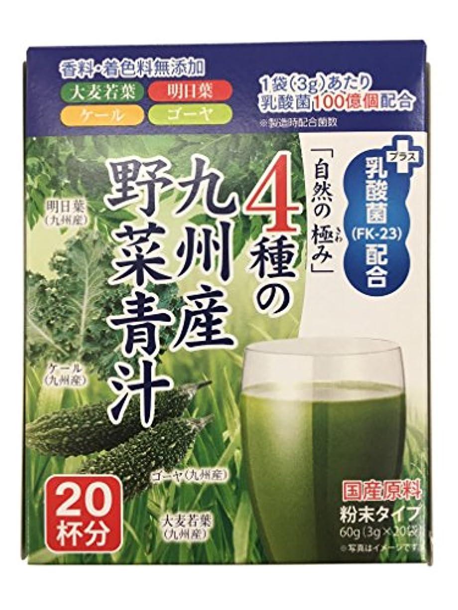 チャーミング十分です交換乳酸菌入り自然の極み青汁 20包