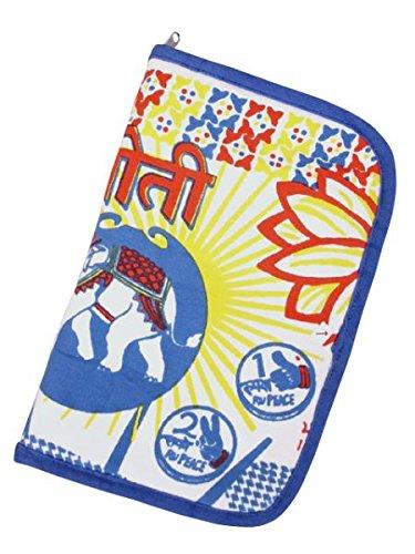 【チャイハネ】トリップマルチケース(母子手帳入れ)-ELEPHANT-(CAYHANE) ISAP2205-01