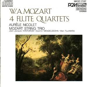 Flute Quartets 1-4