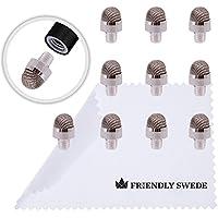 The Friendly Swede マイクロニットスタイラスペン3本組専用 交換用ペン先10個 北欧スウェーデンデザイン