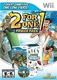 2 for 1 Power Pack: Kawasaki Jet Ski/Summer Sports - Nintendo Wii by Destineer [並行輸入品] 画像
