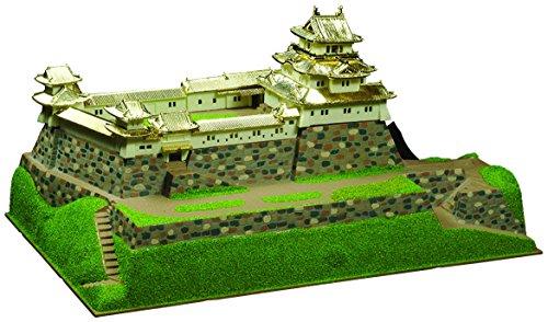 童友社 1/550 日本の名城 ゴールドシリーズ 和歌山城 プラモデル JG6