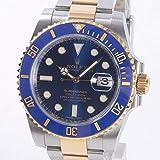 [ロレックス]ROLEX 腕時計 サブマリーナ 116613LB ランダム 中古[1322667] ランダム ブルー 付属:国際保証書 タグ