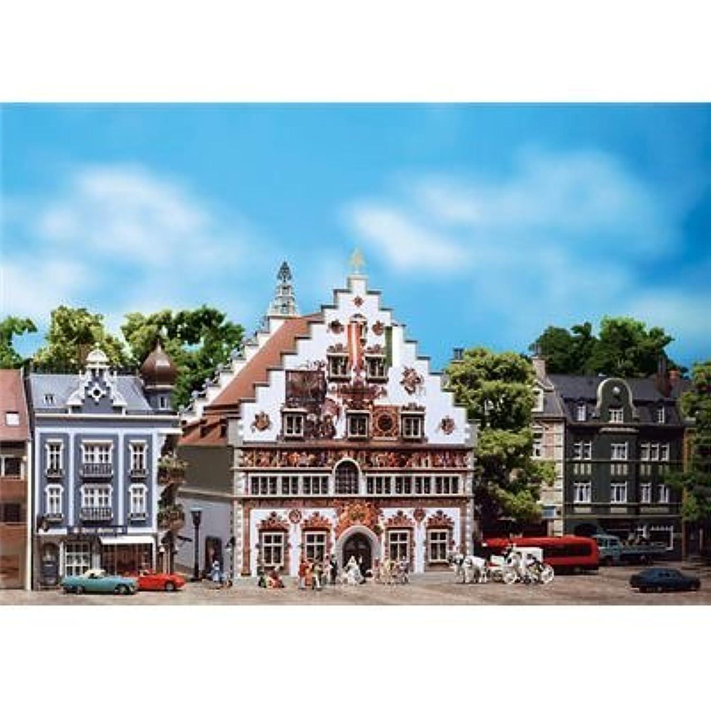 Faller 130902 Lindau Old Town Hall HO Scale Building Kit [並行輸入品]