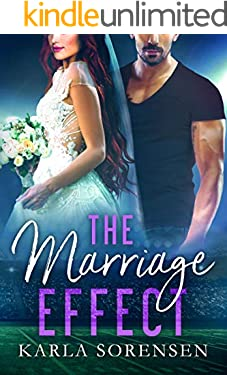 The Marriage Effect: A marriage of convenience sports romance (Washington Wolves Book 3)