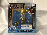 Dc Metals Die Cast Harley Quinn Gold