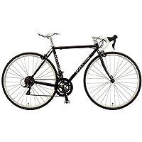RALEIGH(ラレー) ロードバイク Carlton-A (CRA) バーンブラック 550mm