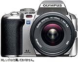 OLYMPUS デジタル一眼レフカメラ E-500 シルバー ボディ単体 画像