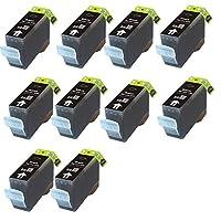 N & LグローバルCo。Canon can-ty3/3ebk互換インクジェットカートリッジCanon s400s450(10個パック)