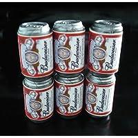 TheBestBuy ドールハウス用ミニチュア缶6本セット
