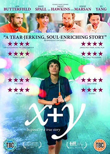x+y [DVD] by Asa Butterfield