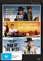 Bandolero/The Unforgiven/Man of the West [DVD]