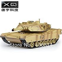 XQ RCタンク車の充電小児性愛の子オフロードタンクのおもちゃリモートコントロール車大型モデル