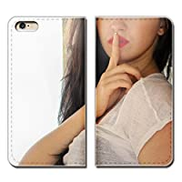 (ティアラ) Tiara iPhone XR 6.1 iPhoneXR スマホケース 手帳型 ベルトなし セクシー SEXY 美女 女性 美人 手帳ケース カバー バンドなし マグネット式 バンドレス EB274020104004