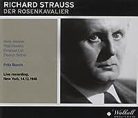 Strauss,R: Der Rosenkavalier