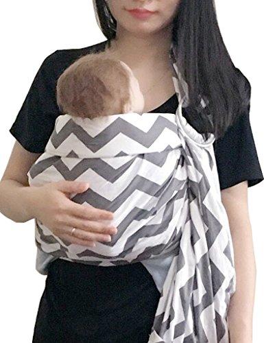 Vlokup(JP)ベビー抱っこ紐 ベビーキャリー 赤ちゃん抱っこ紐 新生児 乳幼児 調整可 軽量パッド入 母乳