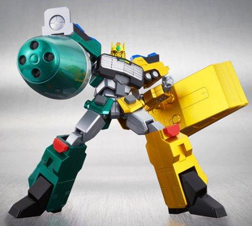 魂ウェブ限定 スーパーロボット超合金 撃龍神