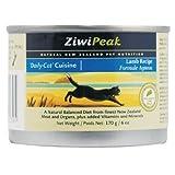 Ziwi Peak (ジーウィーピーク) デイリーキャット クィジーン 缶 ラム 170g