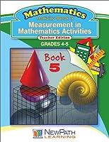 NewPath Learning Measurement in Math Series Reproducible Workbook Grade 4-5 [並行輸入品]