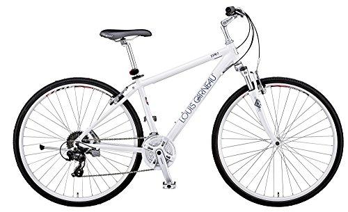 LOUIS GARNEAU(ルイガノ) LOUIS GARNEAU(ルイガノ) LGS-TR1 2015年モデル クロスバイク ホワイト/520mm 15LG-T1-03