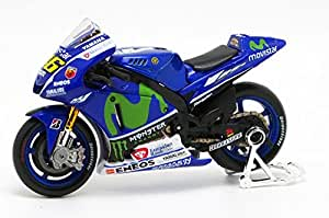 【 MOTO GP 】 1/18 YAMAHA 2015 VALENTINO ROSSI YZR-M1 ヤマハ バレンティーノ・ロッシ